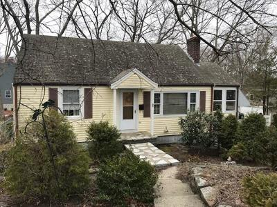 Quincy Single Family Home For Sale: 69 Ames St