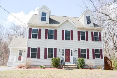 Reading MA Single Family Home For Sale: $699,900
