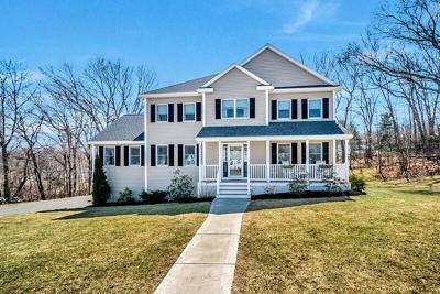Woburn Single Family Home Under Agreement: 44 Samoset Rd