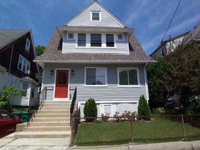 Medford Rental Under Agreement: 104 Sharon St #2
