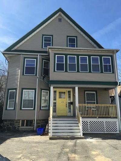Malden Rental For Rent: 68a Cedar Street #2