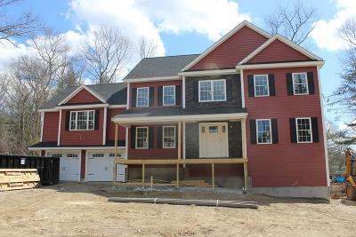 Billerica Single Family Home For Sale: 44 Gilman Rd