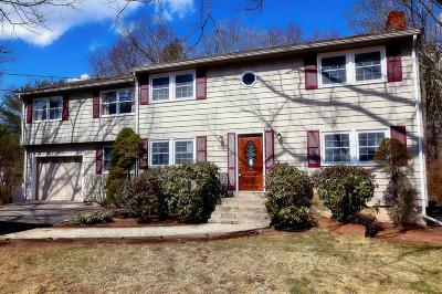 Burlington Single Family Home For Sale: 249 Fox Hill Rd