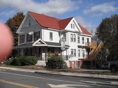 Marlborough Multi Family Home Under Agreement: 85 Bolton St