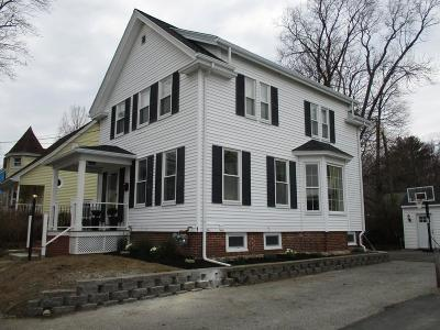 Haverhill MA Single Family Home For Sale: $349,900