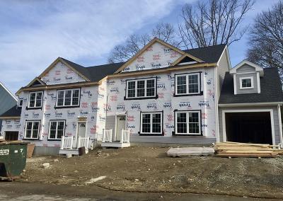Canton Single Family Home Under Agreement: 47 Endicott Street