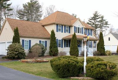 Wareham Single Family Home For Sale: 10 Griffin Way