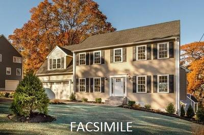 Canton Single Family Home For Sale: Lot 1 Old Randolph Street