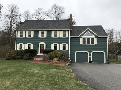 Holliston Single Family Home For Sale: 50 Juniper Rd.