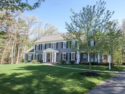 Wayland Single Family Home For Sale: 4 Saddle Ln