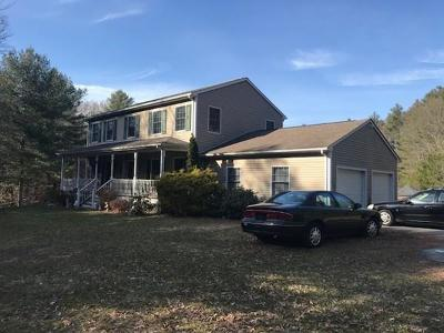 Taunton Single Family Home For Sale: 876 Middleboro Ave