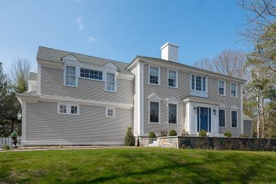Cohasset MA Single Family Home Contingent: $1,165,000