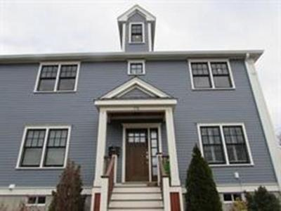 Watertown MA Single Family Home For Sale: $998,000