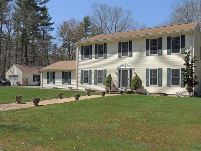 Middleboro Single Family Home Under Agreement: 55 Charmark Circle