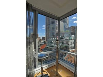 Condo/Townhouse For Sale: 80 Broad Street #PH1102