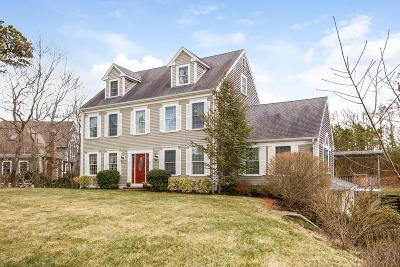 Bourne Single Family Home For Sale: 26 Oak Bluff Rd
