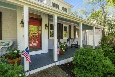 Barnstable Single Family Home For Sale: 1685 Hyannis Rd