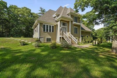 Hanson Single Family Home For Sale: 284 Monponsett St