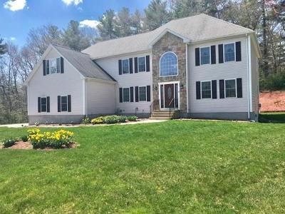 Foxboro Single Family Home For Sale: 4 Mason Place