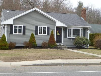 Avon Single Family Home Contingent: 607-1/2 W Main St