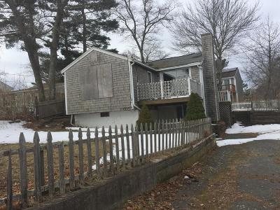 Carver Single Family Home Under Agreement: 48 Crystal Lake Dr