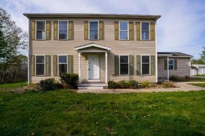 Quincy Single Family Home For Sale: 3 Garrett Dr
