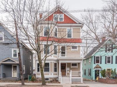 Brookline MA Condo/Townhouse For Sale: $750,000