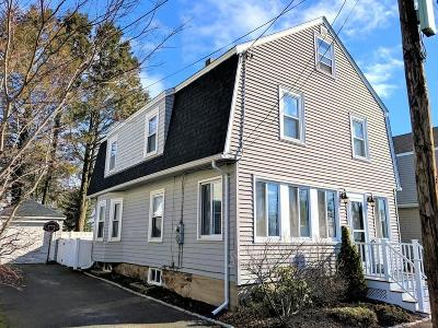 Beverly Single Family Home For Sale: 16 Roosevelt Ave