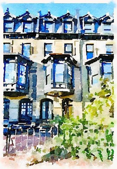 Single Family Home For Sale: 237 Marlborough Street