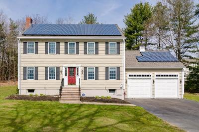 Whitman Single Family Home For Sale: 16 Henning Drive