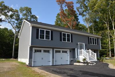 Holbrook Single Family Home Under Agreement: 19 Howard Ave