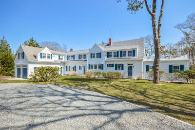 Bourne Single Family Home New: 410 Scraggy Neck Rd