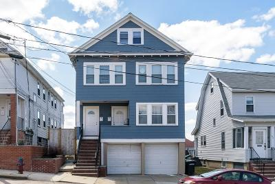 Somerville Condo/Townhouse Under Agreement: 92 Putnam Road #92