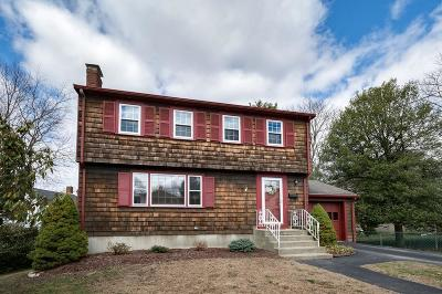 Weymouth Single Family Home New: 47 Bates Ave