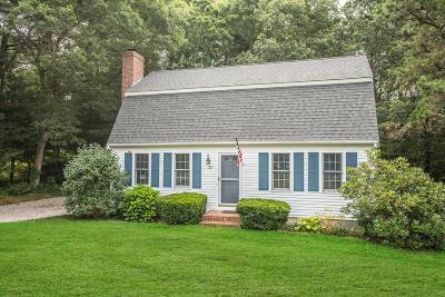 Sandwich Single Family Home New: 387 Lake Shore Drive