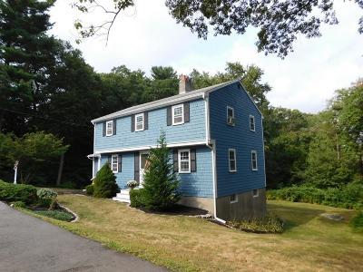Weymouth Single Family Home New: 70 Century Rd