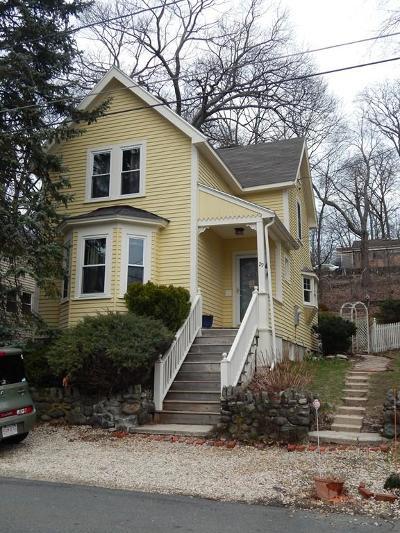 Melrose Single Family Home New: 29 Wheeler Ave