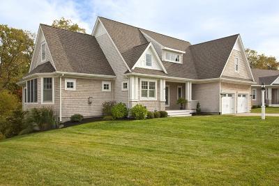 Cohasset Single Family Home New: 51 Chittenden Lane #51