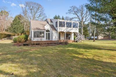 Barnstable Single Family Home New: 190 Pleasant Pines Ave