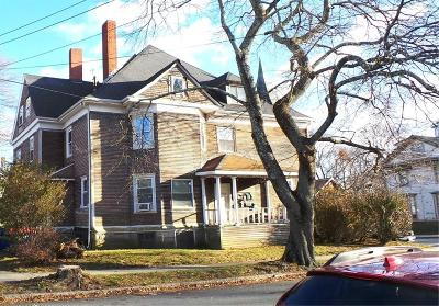 Fall River Multi Family Home For Sale: 367 Winter Street