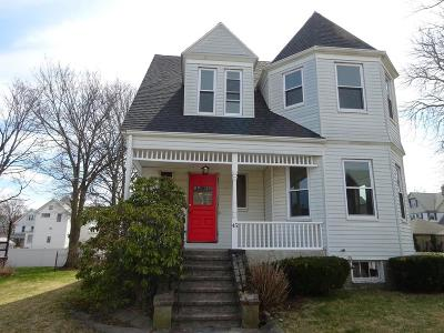Quincy Single Family Home For Sale: 45 Edison Park