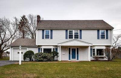 Natick Single Family Home Under Agreement: 54 Westlake Road