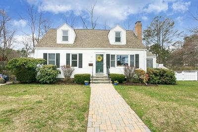 Needham Single Family Home Under Agreement: 1019 Greendale Ave