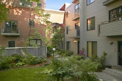 Cambridge MA Single Family Home Under Agreement: $1,050,000