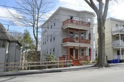 Brookline MA Multi Family Home New: $1,800,000