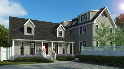 Cambridge, Somerville Condo/Townhouse New: 147 Prospect Street #B