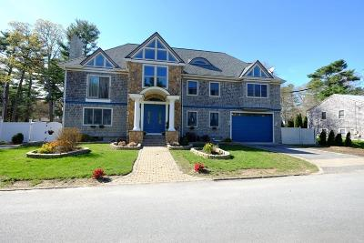 Wareham Single Family Home For Sale: 14 Marks Cove Rd
