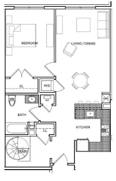 Rental For Rent: 446 Cambridge St #407