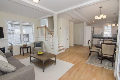 Somerville Single Family Home For Sale: 12 Warwick Street #1