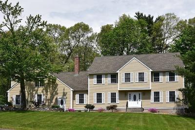 Marlborough Single Family Home For Sale: 281 Stearns Rd.